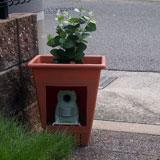 ガーデンバリア盗難防止